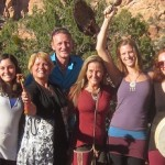 Medicine Wheel Ceremony in Sedona