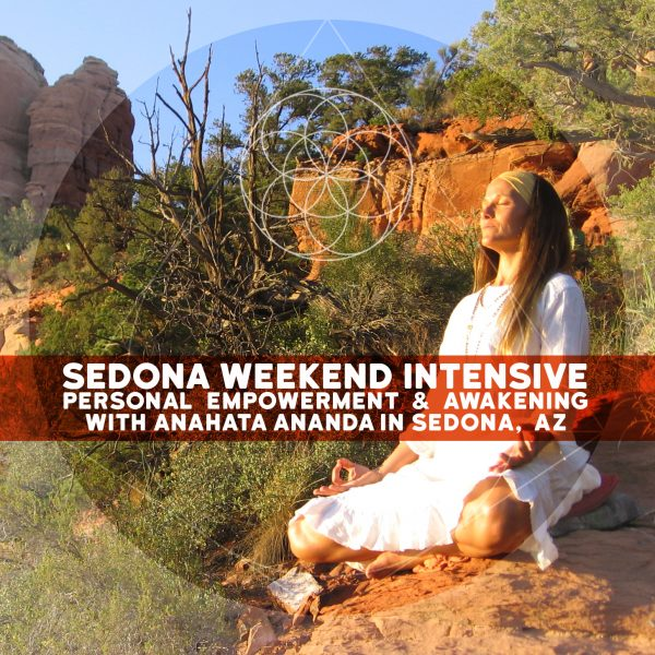 Empowerment & Awakening Sedona Retreat